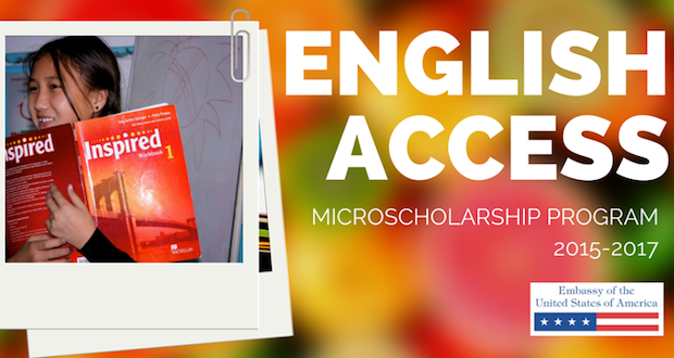 English Access Microscholarship Program 2015-2017